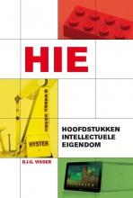 Dirk Visser , Hoofdstukken intellectuele eigendom