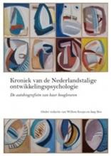 J. Bos , Kroniek van de Nederlandstalige ontwikkelingspsychologie
