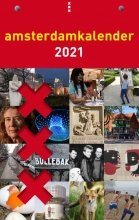 Ariëla Legman Bas Van Lier, Amsterdamkalender 2021