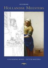 Rutger  Wilmink Kleurboek Hollandse meesters