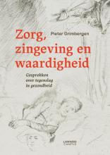Pieter Grimbergen , Zorg, zingeving en waardigheid