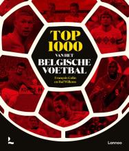 Raf Willems François Colin, Top 1000 van het Belgische voetbal