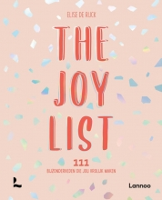 Elise De Rijck , The Joy List