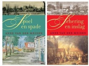 Meiden, Anne van der Twentse streekromanset