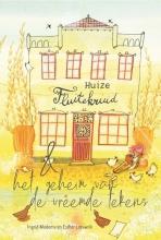 Ingrid  Medema Huize Fluitekruid & het geheim van vreemde tekens