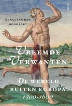 Ernst van den Boogaart , Vreemde verwanten