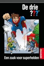 Ulf Blanck Peter Vervloed, Een zaak voor superhelden