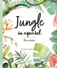 Marie Boudon , Jungle in aquarel