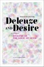 Piotrek  Swiatkowski Deleuze and desire