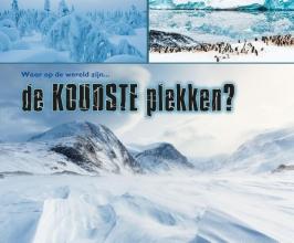 Karen  Soll Waar op aarde zijn de koudste plekken?