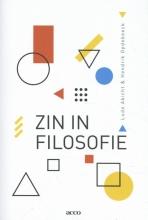Hendrik Opdebeeck Ludo Abicht, Zin in filosofie