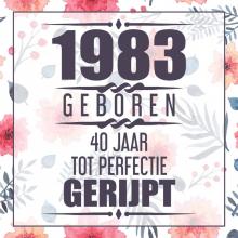 Vera Nelles , 1981 Geboren 40 Jaar Tot Perfectie Gerijpt