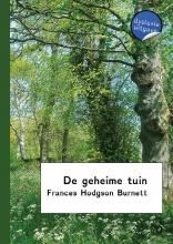 Frances Hodgson  Burnett De geheime tuin dyslexie uitgave