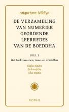 , Anguttara-Nikaya 1 Het boek van de enen; het boek van de tweetallen; het boek van de drietallen (Ekaka-, Duka-, Tika-nipata)