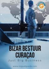 Miguel  Goede Bizar bestuur Curaçao