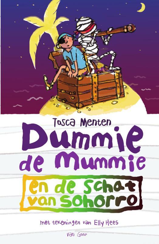 Tosca Menten,Dummie de mummie en de schat van Sohorro
