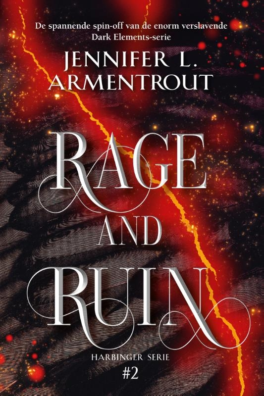 Jennifer L. Armentrout,Rage and Ruin
