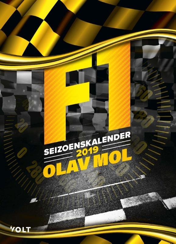Olav Mol,F1 Seizoenskalender 2019