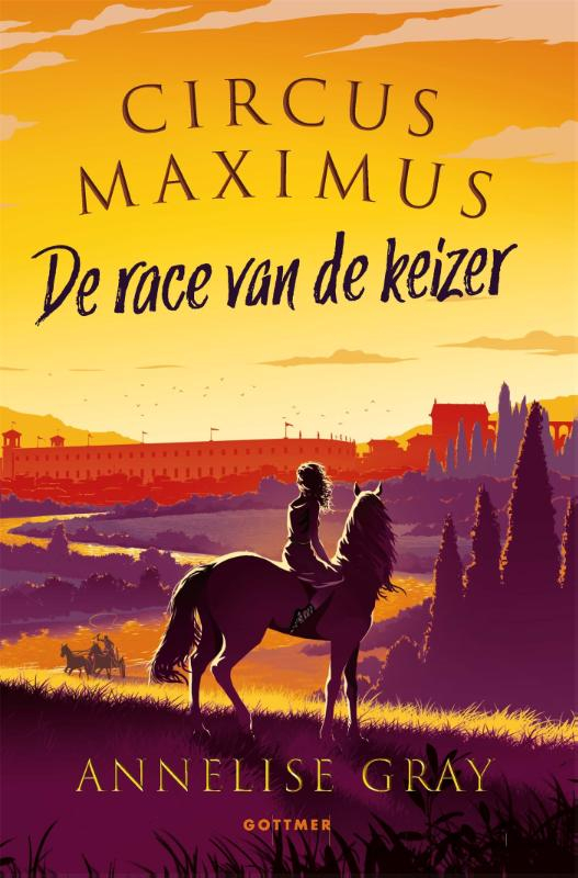 Annelise Gray,Circus Maximus