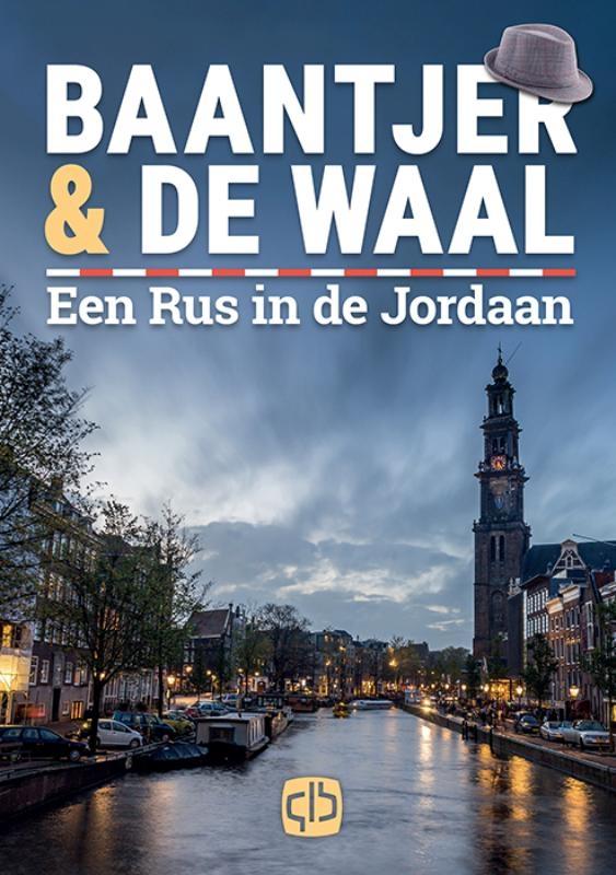 Baantjer & De Waal,Een Rus in de Jordaan