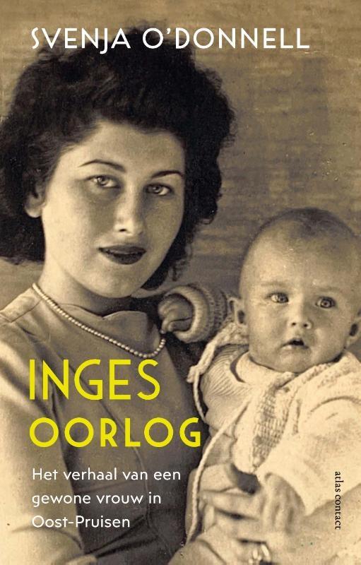 Svenja  O`Donnell,Inges oorlog