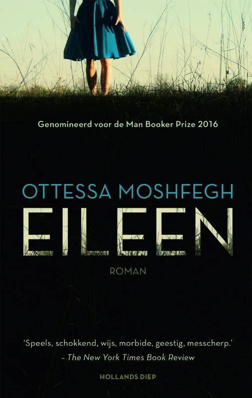 Ottessa Moshfegh,,Eileen