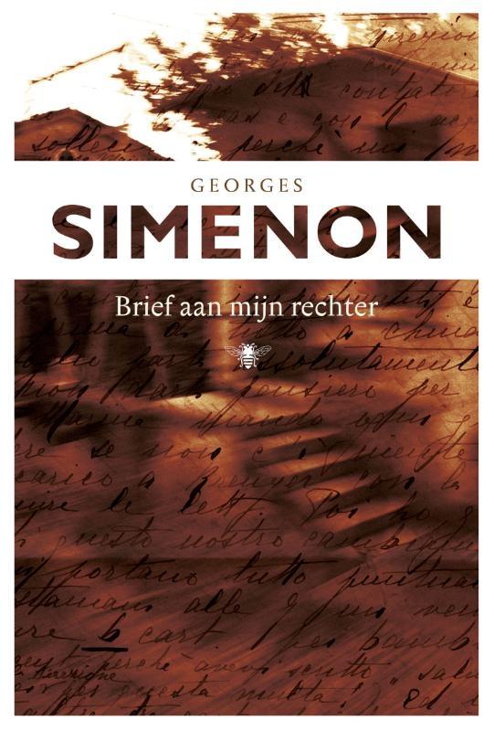 Georges Simenon,Brief aan mijn rechter
