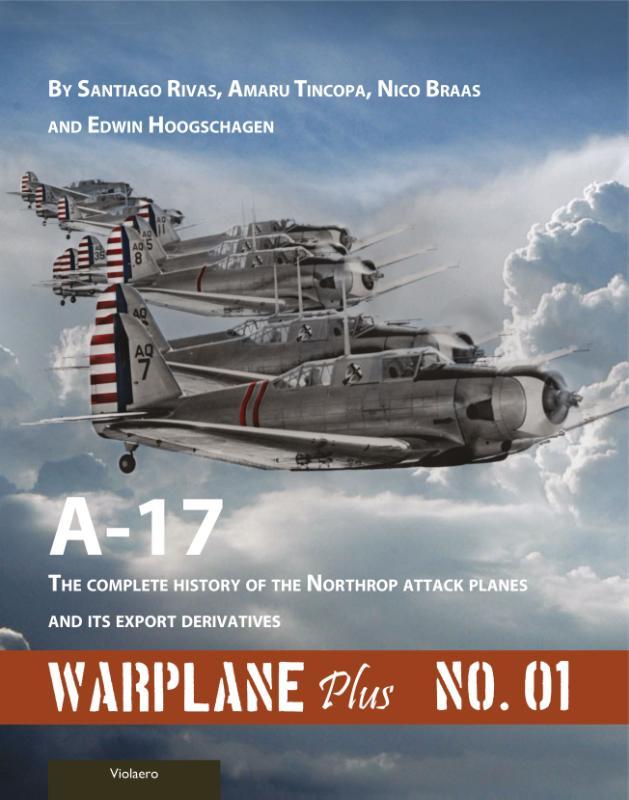 Santiago Rivas, Amaru Tincopa, Edwin Hoogschagen, Nico Braas,Warplane Plus 01: A-17 1