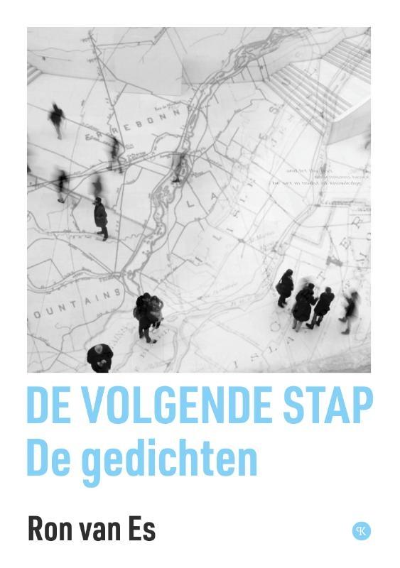Ron van Es,De volgende stap – De gedichten