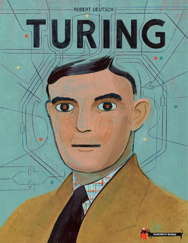 Robert Deutsch,Turing