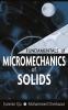 Qu, Jianmin,Fundamentals of Micromechanics of Solids