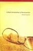 Jasper, David,A Short Introduction to Hermeneutics