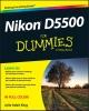 King, Julie Adair,Nikon D5500 for Dummies