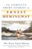 Hemingway, Ernest,Complete Short Stories of Ernest Hemingway