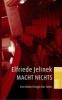 Jelinek, Elfriede,Macht nichts