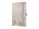 ,<b>weekagenda Sigel Jolie Beauty A5 2018 hardcover ivoor</b>