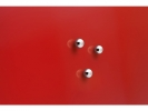 ,magneet voor glasbord Sigel kogel 12,7mm Strong 3 stuks