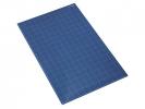 ,snijmat Westcott A1 blauw 3-lagig 900x600mm, zelfherstellend