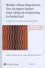 F.G.H.  Kristen, H.J. de Kluiver, N.  Lemmens,Market Abuse Regulation: Van Europese kaders naar uitleg en toepassing in NedERLAND
