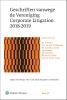 Y.  Borrius,Geschriften vanwege de Vereniging Corporate Litigation 2018-2019