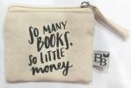 ,Etui. So many books, so little money (size small)per 8 stuks