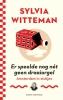 <b>Sylvia  Witteman</b>,Er speelde nog n?t geen draaiorgel