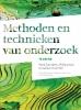Mark  Saunders, Philip  Lewis, Adrian  Thornhill,Methoden en technieken van onderzoek, 7e editie met MyLab NL toegangscode