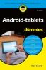 Dan  Gookin,Android-tablets voor Dummie