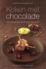 Eberhard  Schell,Koken met chocolade