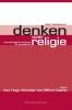 Valeer  Neckebrouck,Denken over religie Deel 2 Van Hugo Winckler tot Clifford Geertz