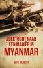 Hein de Bont,Zoektocht naar een magiër in Myanmar