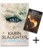 Karin  Slaughter ,Verbroken & Laatste adem (pakket)