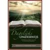 P.D.  Haan A.J.  Britstra  D.J.  Budding  A.A.  Egas,Dagelijks onderwijs, dagboek bij Bijbel met uitleg en Kanttekeningenbijbel