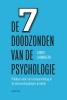 Chris  Chambers ,De 7 doodzonden van de psychologie